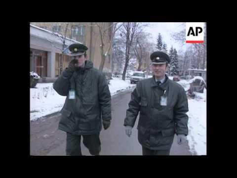 Bosnia - Police Patrol Vogosca