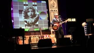 Church Underground (w/Intro) - Elvis Costello Detour Live @ LBC Santa Rosa, CA 3-29-16