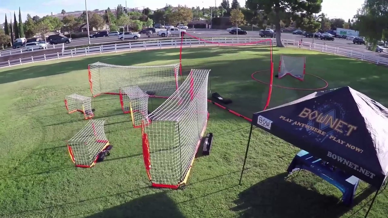the bownet solution the world u0027s best portable nets goals and