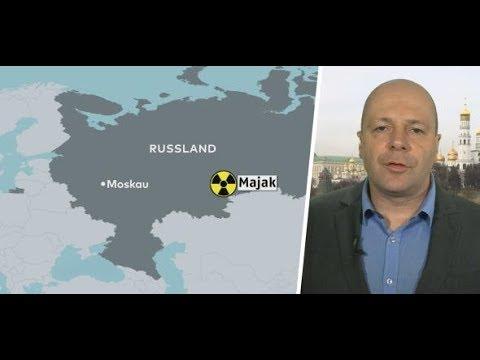 Schwerer Atomunfall in Russland?: Wetterdienst bestätigt extrem erhöhte Radioaktivität