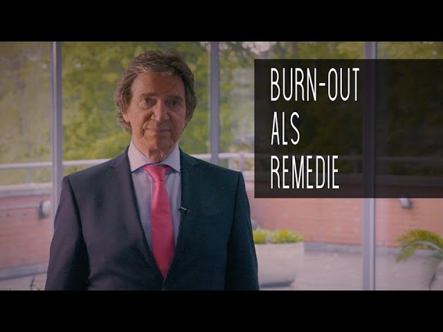 Waarom burn-out geen kwaal is maar een remedie