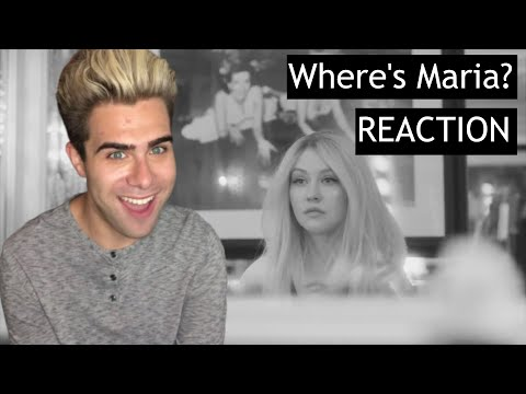 Christina Aguilera - Where's Maria? (REACTION) from YouTube · Duration:  6 minutes 40 seconds
