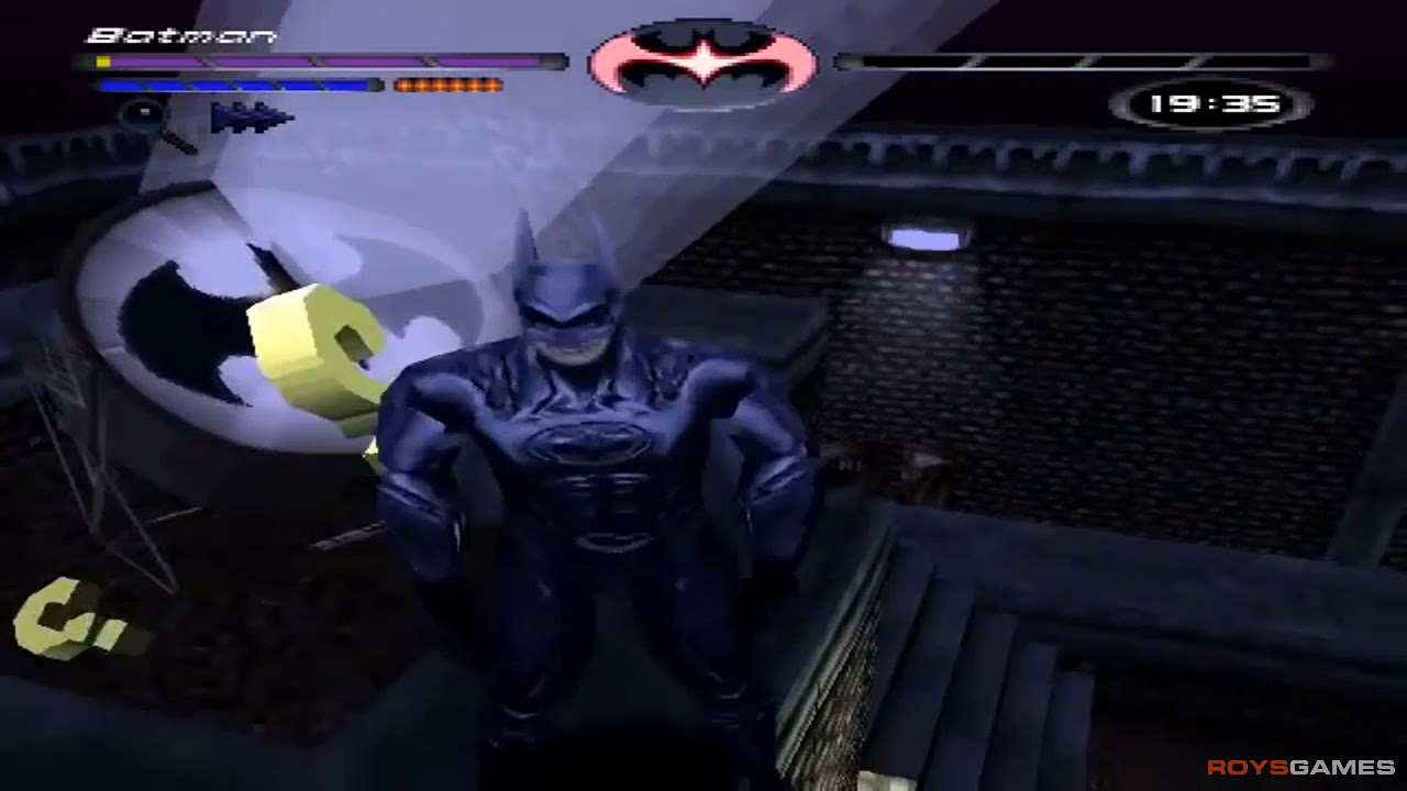 Batman Robin 1997 Full Game Walkthrough Part 2 Youtube