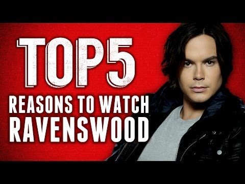 """Why """"Ravenswood"""" Is a Must Watch Show This Fall - Top 5 Fridays"""