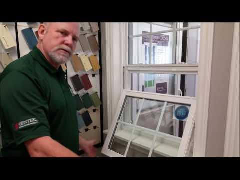 Single Hung Window in Allen