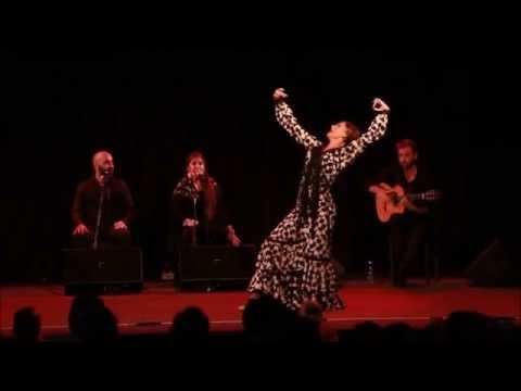 Lea Llinares por solea - Festival Arte Flamenco Mont de Marsan