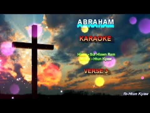 Abraham II karaoke by Htun Kyaw