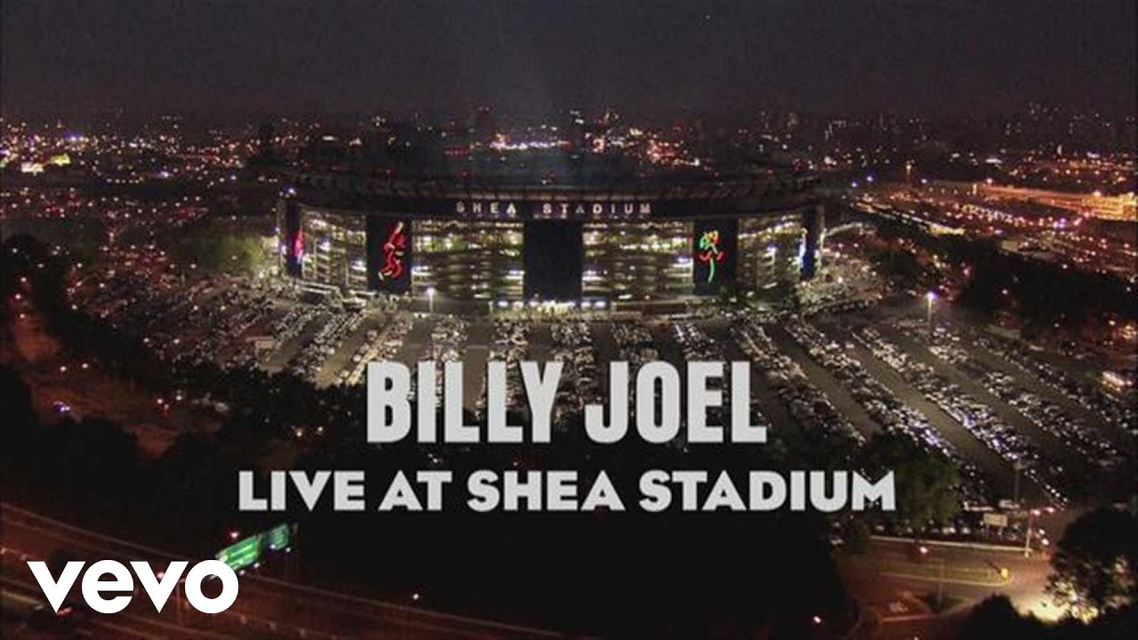Billy Joel Live At Shea Stadium Trailer Clean Version Youtube