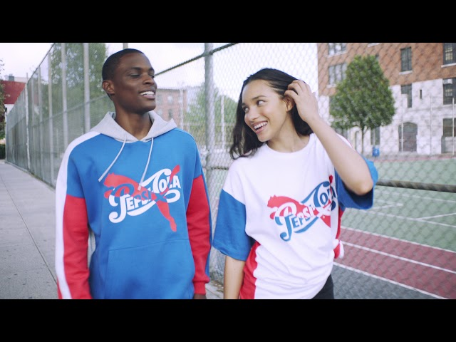 Pepsi Presents | The PUMA x Pepsi Collection YouTube