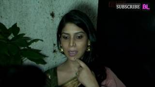 Repeat youtube video Sakshi Tanwar | screening of Short Film Azaad