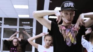"""Flight From Paris"" | Vova Poturaev choreo | El Gato Dance Center [class footage]"