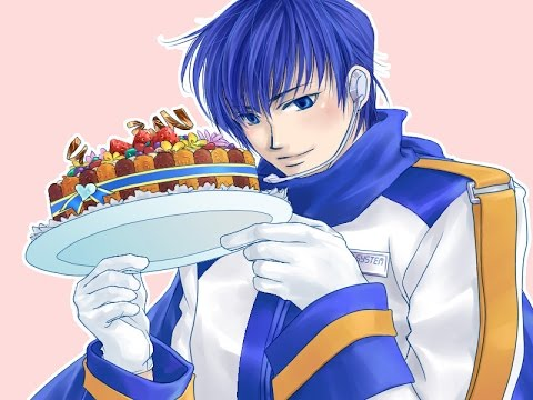 【Kaito】Cake By the Ocean【Vocaloid】
