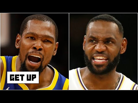 Would LeBron James and Kevin Durant dominate in the 1980s and 1990s? | Get Up