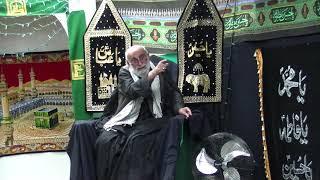 Buturab Society of Hamilton Majlis 10 Moharam Sep  2018