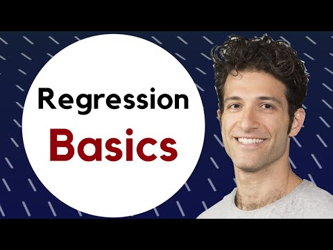Regression I: What is regression? | SSE, SSR, SST | R-squared | Errors (ε vs. e)