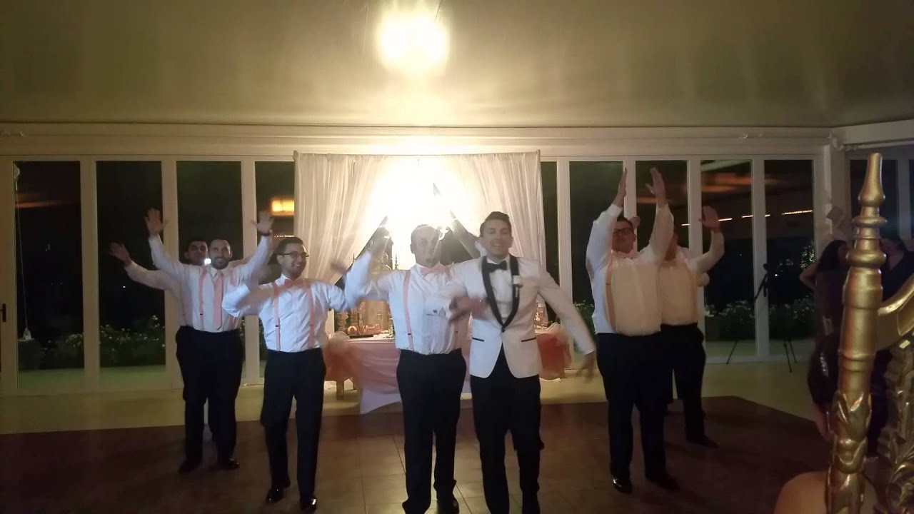 gils surprise song and dance at wedding youtube