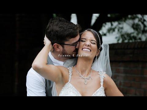 Arianna & Andrew Wedding Highlight Teaser   Old Pate Chapel   Lynchburg, VA