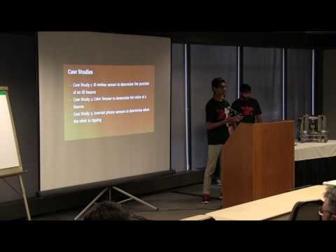 Improving Quality of Decision  Making in Android Robots Westview High School