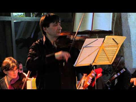 Extrait : Patrick Bismuth joue l'été de Vivaldi 3e mouvement