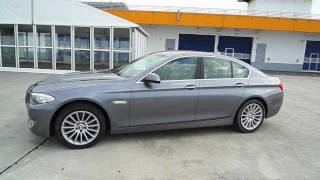 Exclusive First Detailed Review Of The 2011 BMW 5-Series From Portugal Launch