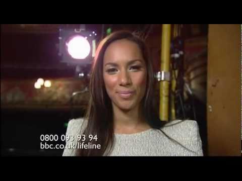 Leona Lewis - Lifeline Appeal for Rays of Sunshine