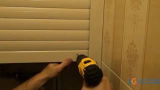видео Сантехнические рольставни