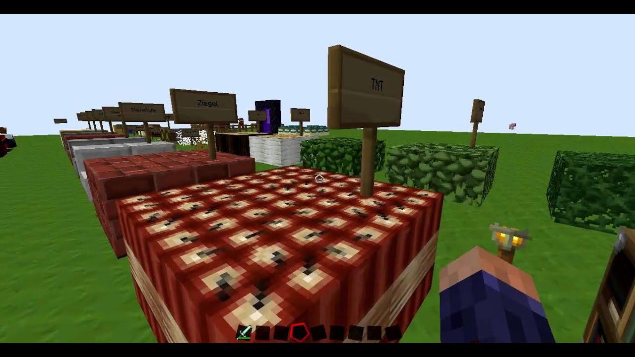 Minecraft Texture Pack Vorstellung: Sphax PureBDCraft ...
