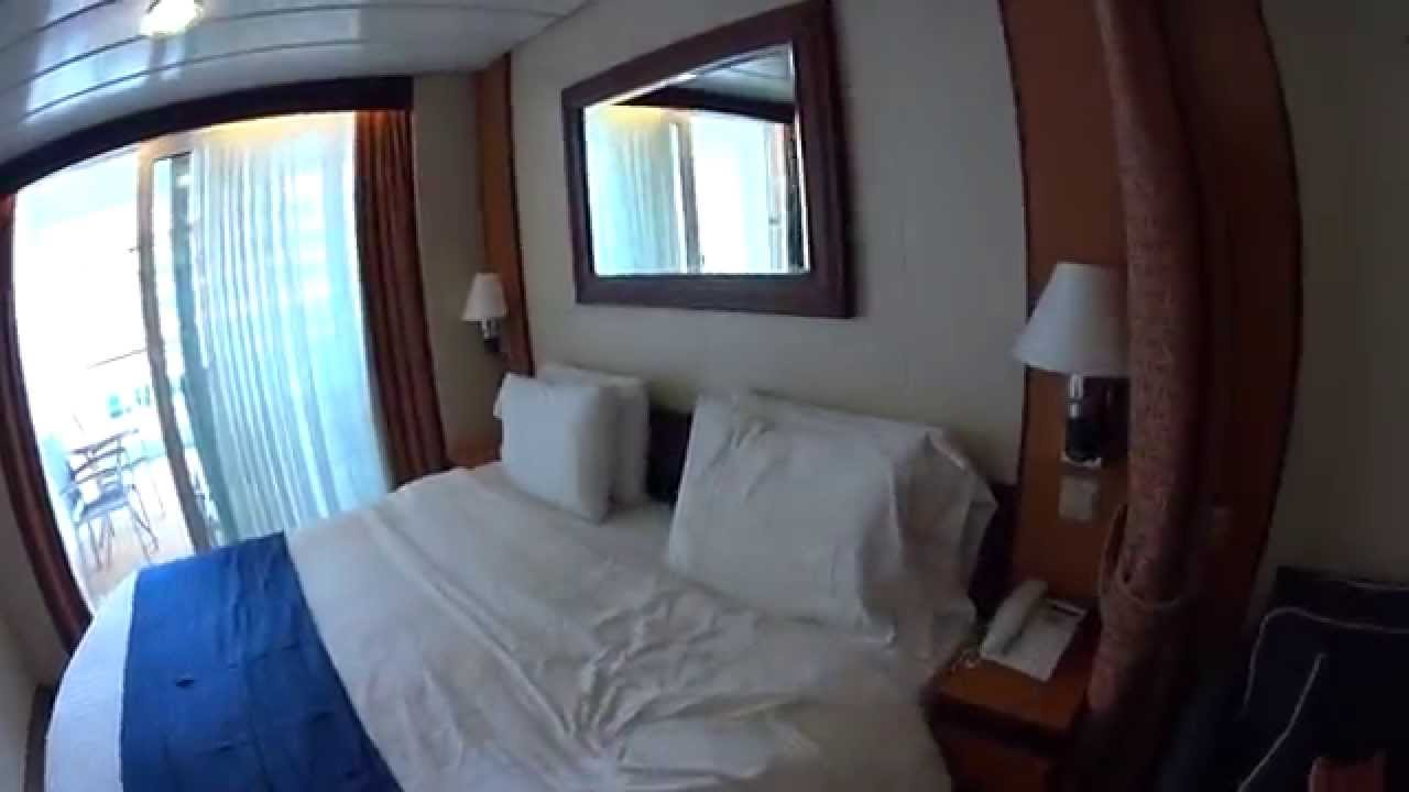 Jewel Of The Seas Aft Balcony 9660 January 2015 Youtube