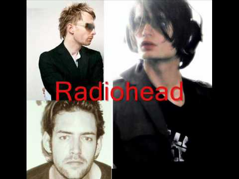 Muse vs Radiohead - Plug in Baby vs Pearly