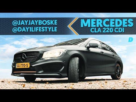 ''Zit meer in de auto dan dat ik thuis ben'' Mercedes van Johnny 500    #DAY1 Afl. #7