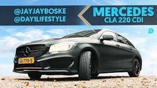''Zit meer in de auto dan dat ik thuis ben'' Mercedes van Johnny 500 || #DAY1 Afl. #7