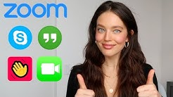 How To Look Good And Feel Confident On A Video Call | Model Tips | Emily Didonato #stayhome #withme