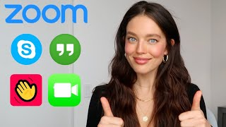 How To Look Good And Feel Confident On A Video Call | Model Tips | Emily Didonato