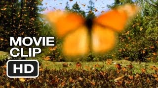Disneynature: Wings of Life Movie CLIP - Butterflies (2013) - Meryl Streep Movie HD