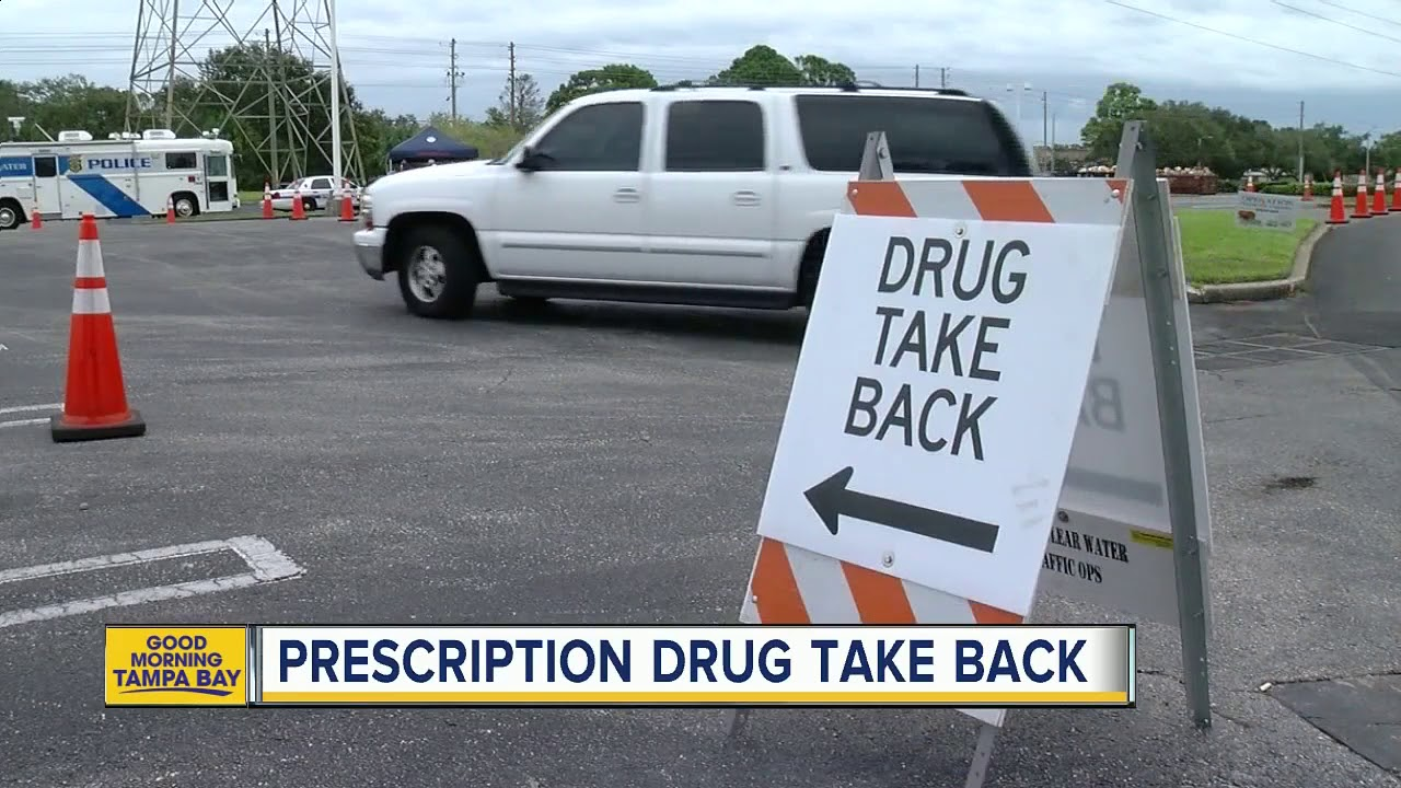 National Prescription Drug Take Back Day Is April 28