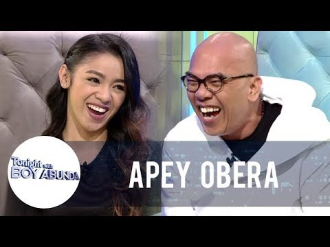 TWBA: Apey shares her funny experience in riding the elevator