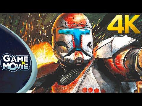 STAR WARS REPUBLIC COMMANDO - Film Complet (Game Movie) FR 4K PS5