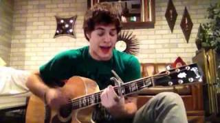 "Stephen Jerzak - ""Candles"" Live Acoustic Hey Monday Cover"