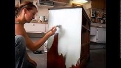 diy chalk paint furniture painting techniques