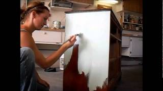 Diy Chalk Paint Furniture Painting Techniques