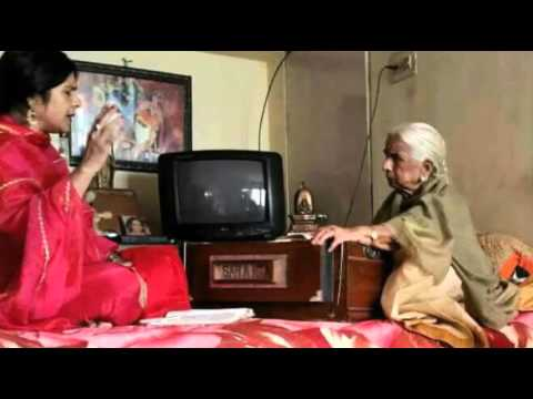Malini awasti on Guru maa Girija devi's 88th birthday