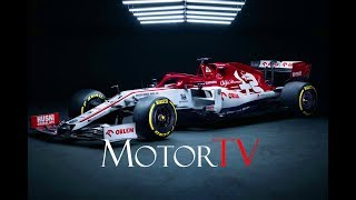 Sauber motorsport ag, which manages and operates the alfa romeo racing orlen team in formula one world championship, unveiled its 2020 contender, c39...