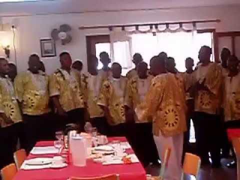 coro gospel angola denia 2008