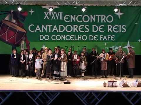REIS DO GRUPO CORAL DE ARDEGÃO FAFE 2012