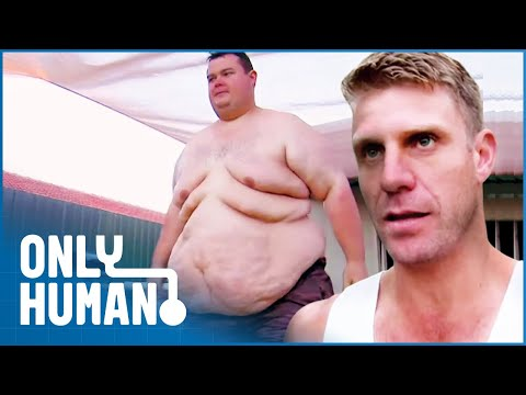 How to Lose 105KG in One Year | Obese (Australia) S1 Ep2 | Only Human