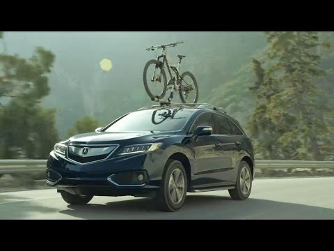 Acura – 2017 RDX – An Adventurer's Perspective
