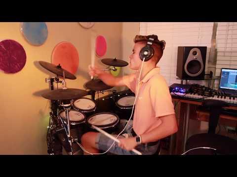 Fall out boy Novocaine Drum cover!!