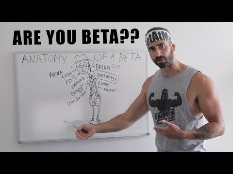 Anatomy of a Beta Male