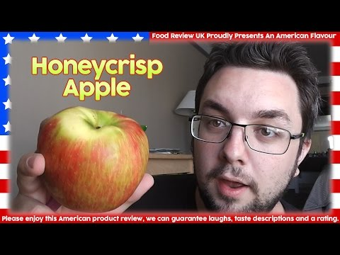 Honeycrisp Apple Review