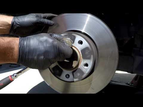 BMW 3 Series Front Brakes 2006-2010